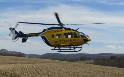 PAC International completes EC145 refurbishment for Metro Life Flight