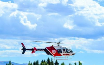 PAC International International delivers Bell 407GX to AirMed