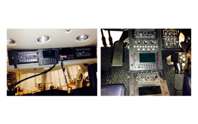 PAC International Updates Tactical Communications on Fairfax Helicopter